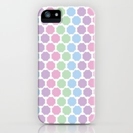 Pastel Kind o Day iPhone Case