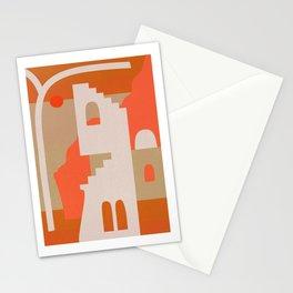 Amalfi coast by daytime  Stationery Cards