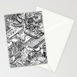 ARUP Fantasy Architecture Stationery Cards