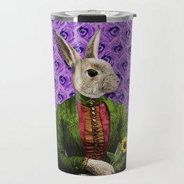 Miss Bunny Lapin in Repose Travel Mug