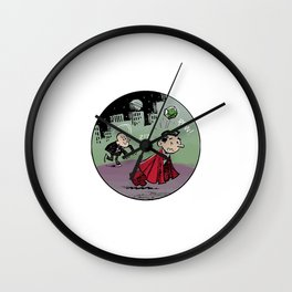 Krazy Kal Wall Clock