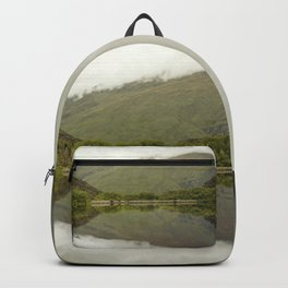 Reflections from Diamond Lake Backpack