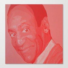 Bill Cosby Canvas Print