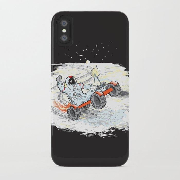 Space Dementia iPhone Case