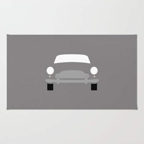 Aston Martin DB5 Rug