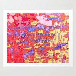 #####_4 Art Print
