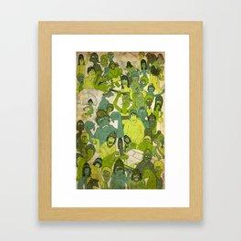 Party Hardy Framed Art Print