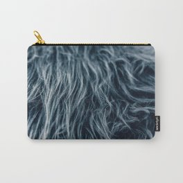 Fur Carry-All Pouch