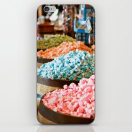 Salt Water Taffy iPhone Skin