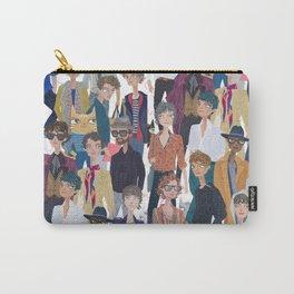 Paris Men Carry-All Pouch