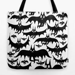 Derpy Bat Parade Tote Bag
