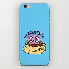 Yeeeeesss iPhone Skin