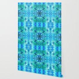 Blue Grotto Wallpaper