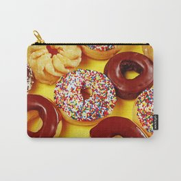 Assorted donuts Carry-All Pouch