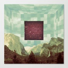 Sky Box #2 Canvas Print