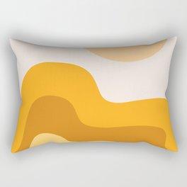 Sun Dunes 02 Rectangular Pillow
