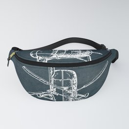 Design for a Helicopter Fanny Pack