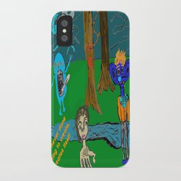 creations  iPhone Case