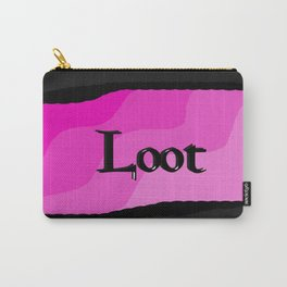 Loot: Color Blossom Carry-All Pouch