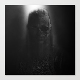Ragnar | A legend welcomed to Valhalla Canvas Print