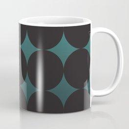 Circling Emerald Coffee Mug