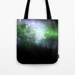 Falling sparkles Tote Bag