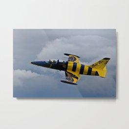 Aircraft (L39 Albatros) Metal Print