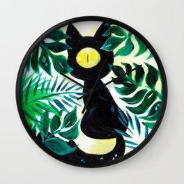 BuBly the Cat Wall Clock
