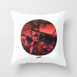 Lotto Colours Throw Pillow