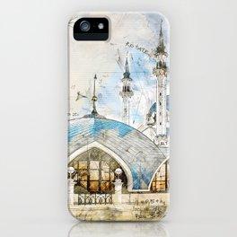 Kul Sharif Mosque, Kazan iPhone Case