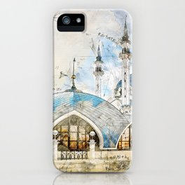 Kul Sharif Mosque, Kazan iPhone Case