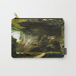Natural Bridge 3 photography Carry-All Pouch