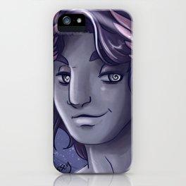 Hypnos God of Sleep iPhone Case