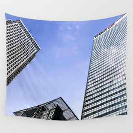 Corporate London Wall Tapestry