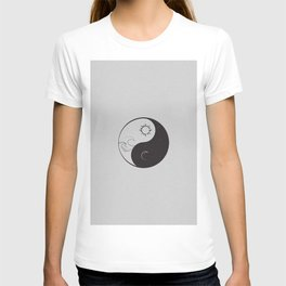 Yin Yang / Sun and Moon T-shirt