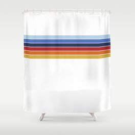 80S Shower Curtain