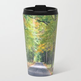 New Beginnings - Fall Colors Travel Mug