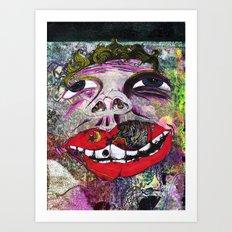 Leonard Art Print