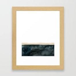 Chunk Framed Art Print