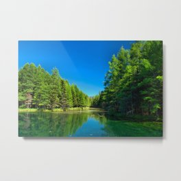 Kitch-iti-kipi (Big Spring) Metal Print