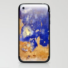 Blue Ruin iPhone & iPod Skin