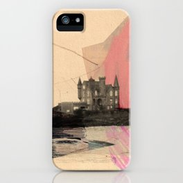 Castle's In The Air iPhone Case
