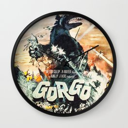 Like Nothing You Have Ever Seen Before - Vintage Film Poster Wall Clock