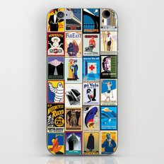 Poster Wallpaper 2 iPhone & iPod Skin