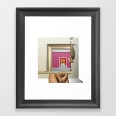 RahmenHandlung 5 Framed Art Print