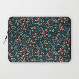 Flying Swallows Laptop Sleeve