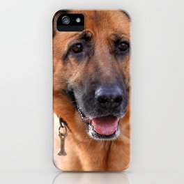 Do you want to play with me? iPhone Case