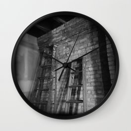Latter Ladders. Wall Clock