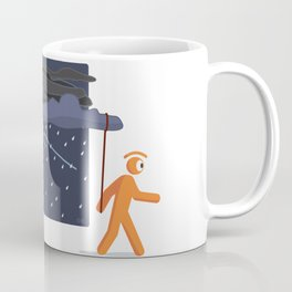lets see if i can end the storm Coffee Mug