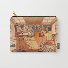 Lonely Afternoons Carry-All Pouch